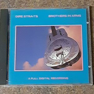 Dire Straits Brothers In Arms Compact Disc Music C